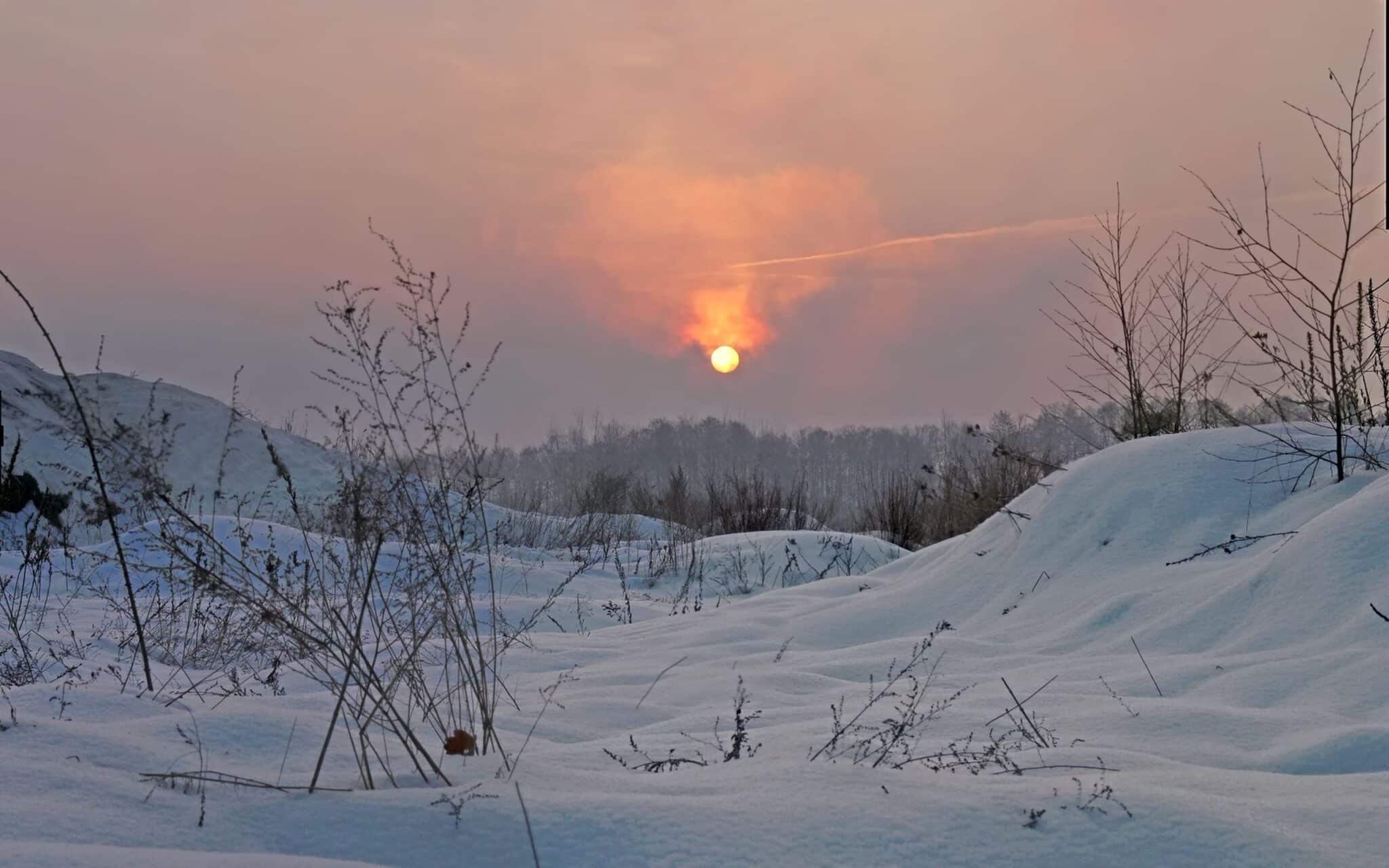 Зимнее солнцестояние в 2019: самая длинная декабрьская ночь