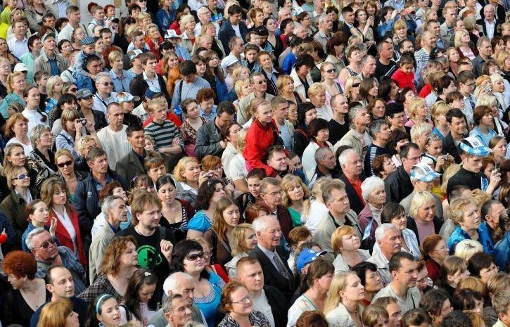Росстат обнародовал данные касательно резкого уменьшения населения страны