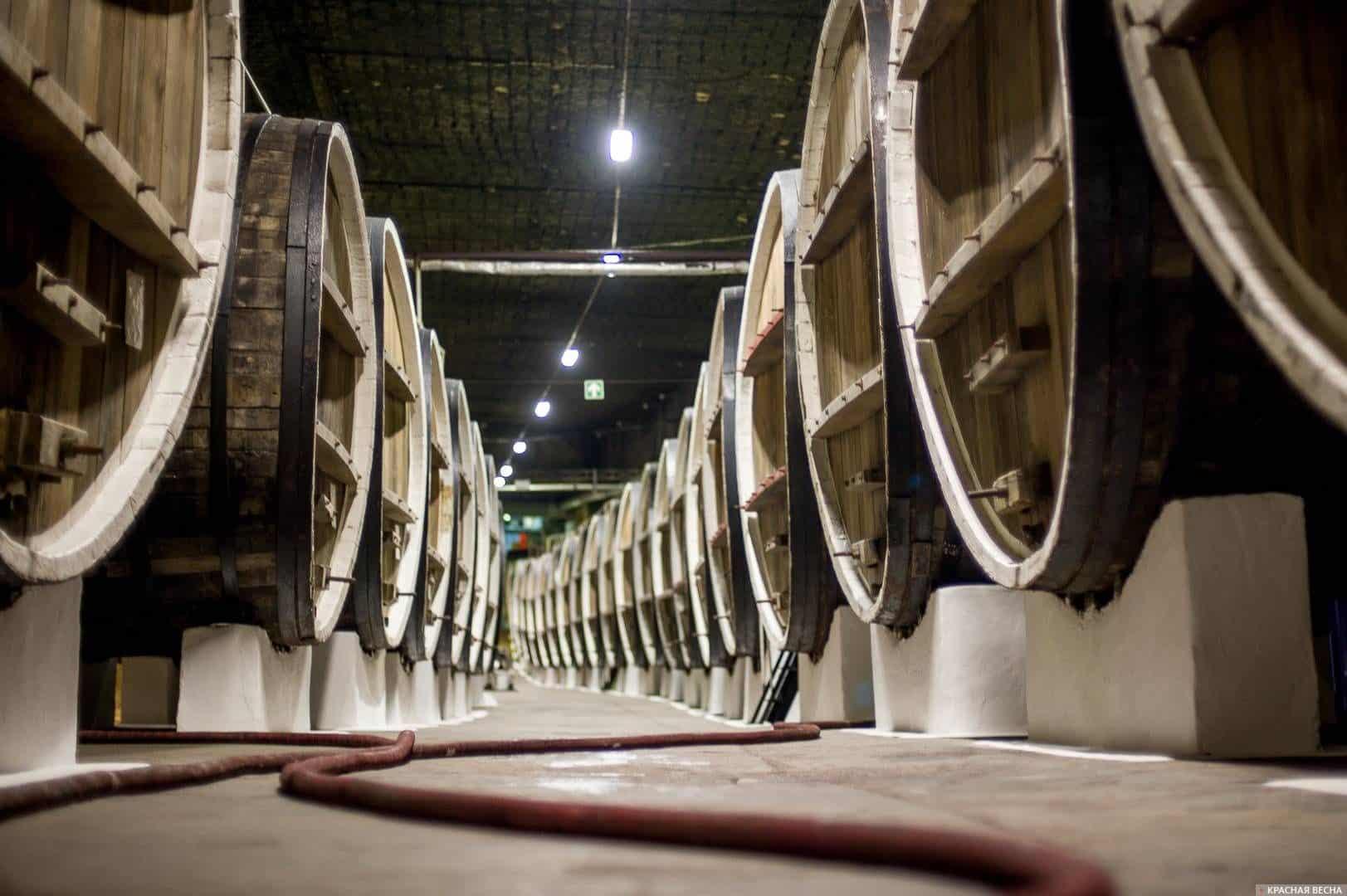 Думский законопроект о виноделии раскритиковали в Кремле