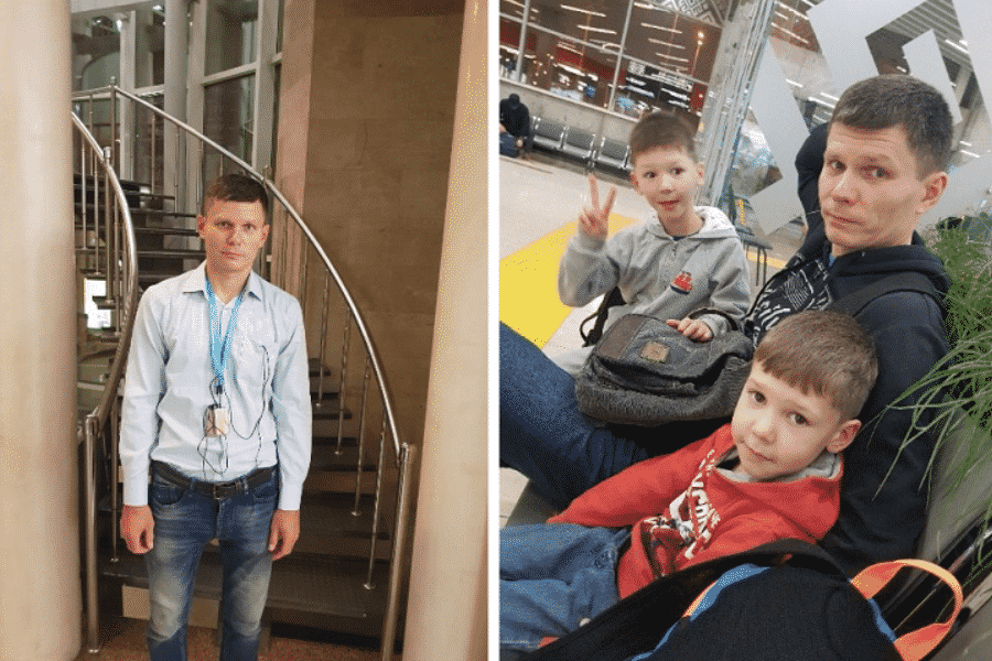 Мазов Артем, был ли найден мужчина с двумя сыновьями: последние новости на сегодня