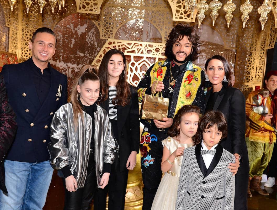 Арабский день рождения дочери Филиппа Киркорова