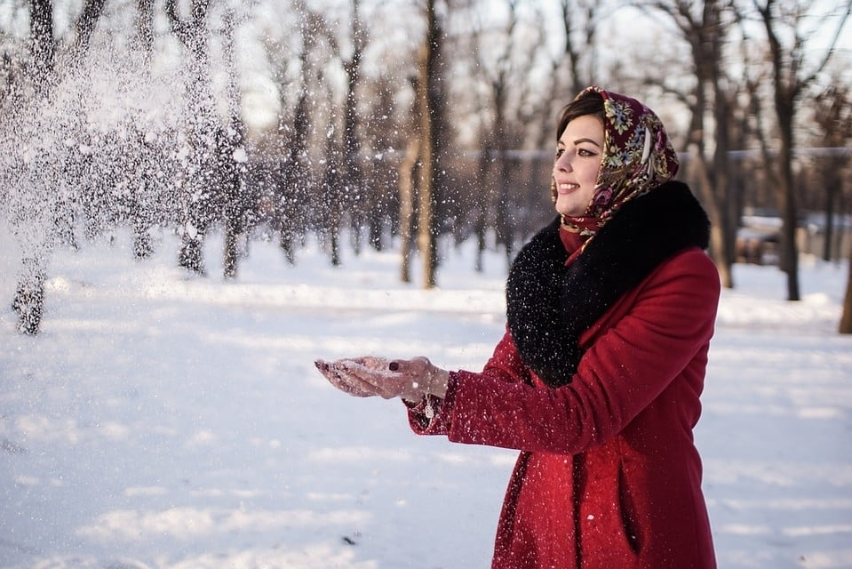 Какая будет погода в Москве в новогоднюю ночь 2020