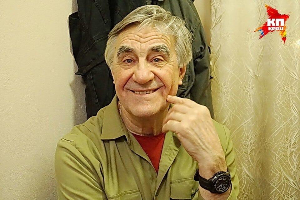 Актер Анатолий Васильев (Анатольич) примет участие в съемках восьмого сезона сериала «Сваты»