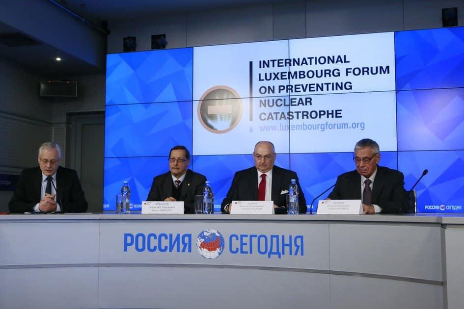 Вячеслав Моше Контор рассказал о вероятности ядерной катастрофы, по его словам шансов больше, чем в холодную войну