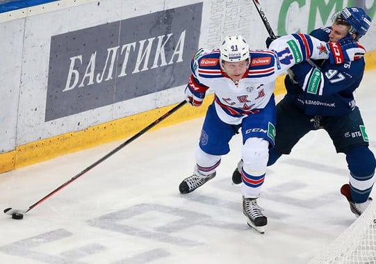 Пиво Балтика стало спонсором Российского хоккея