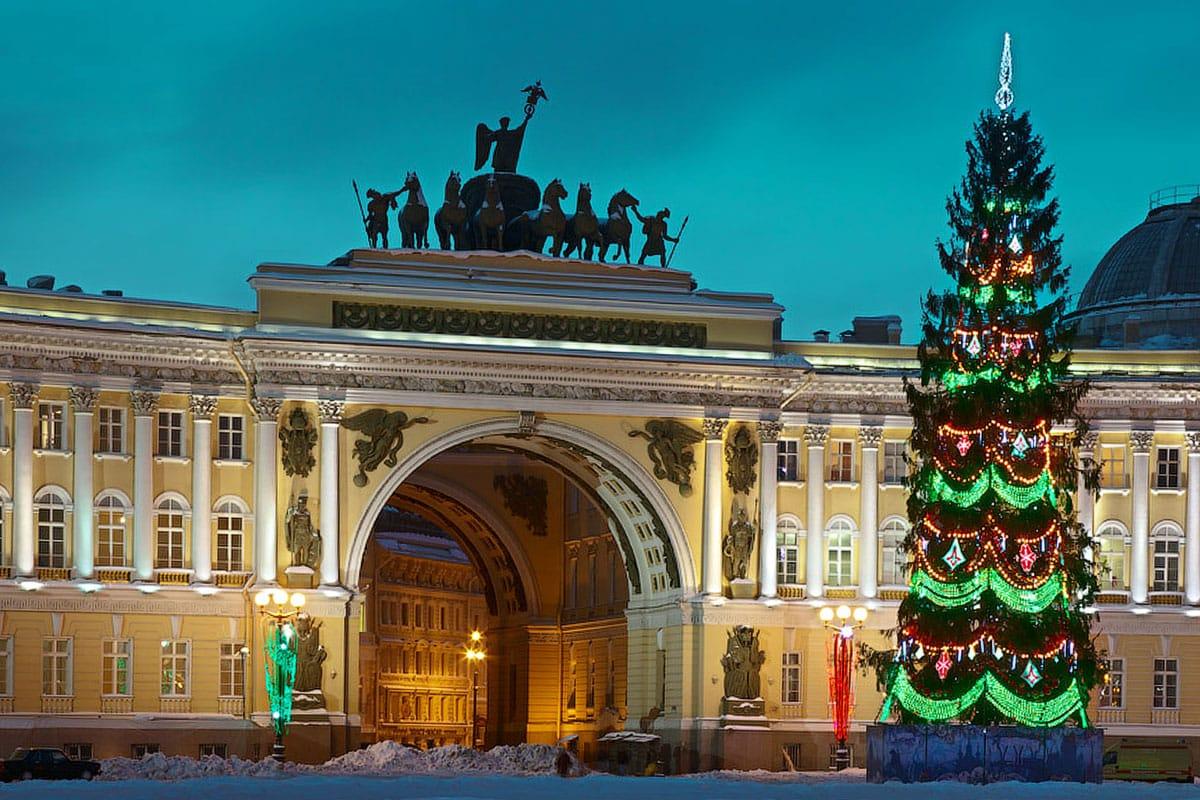 Погода на Новый год в Москве и СПБ: прогноз синоптиков на Новогоднюю ночь