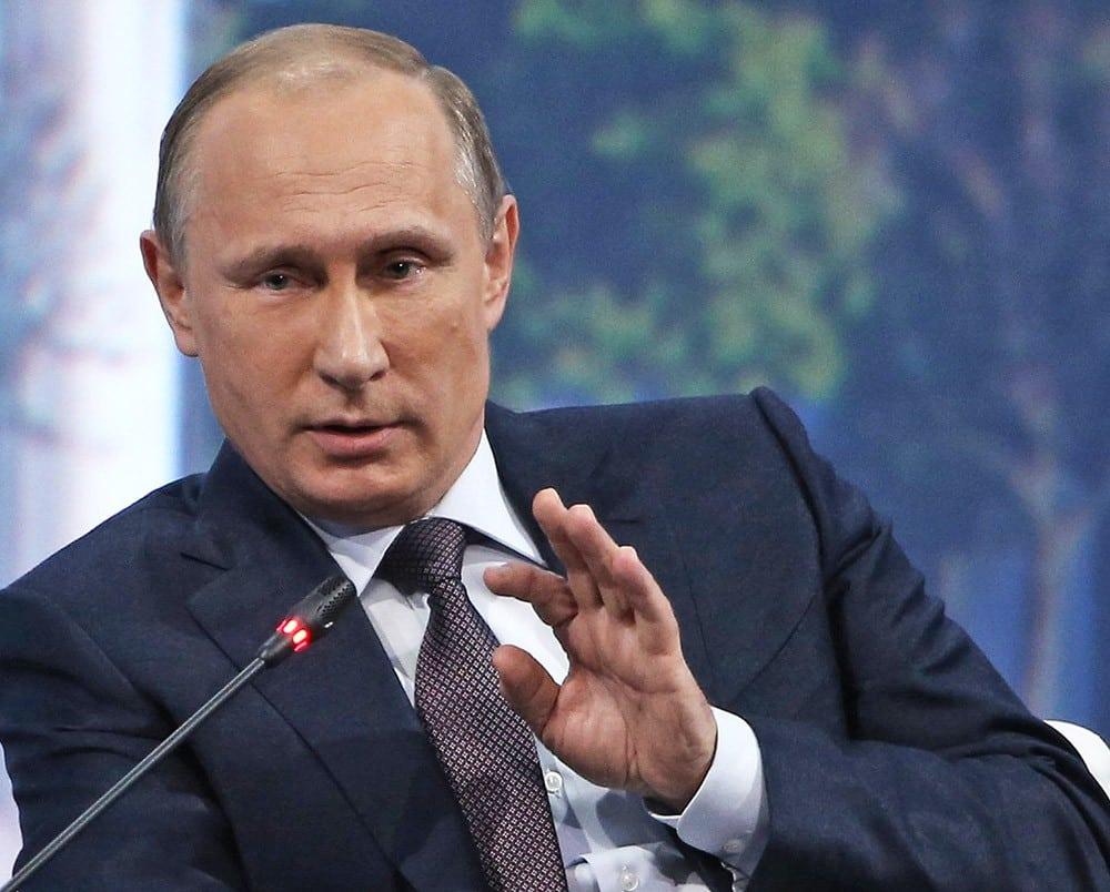 Путин рассказал, какое событие в 2020 стало для него самым важным