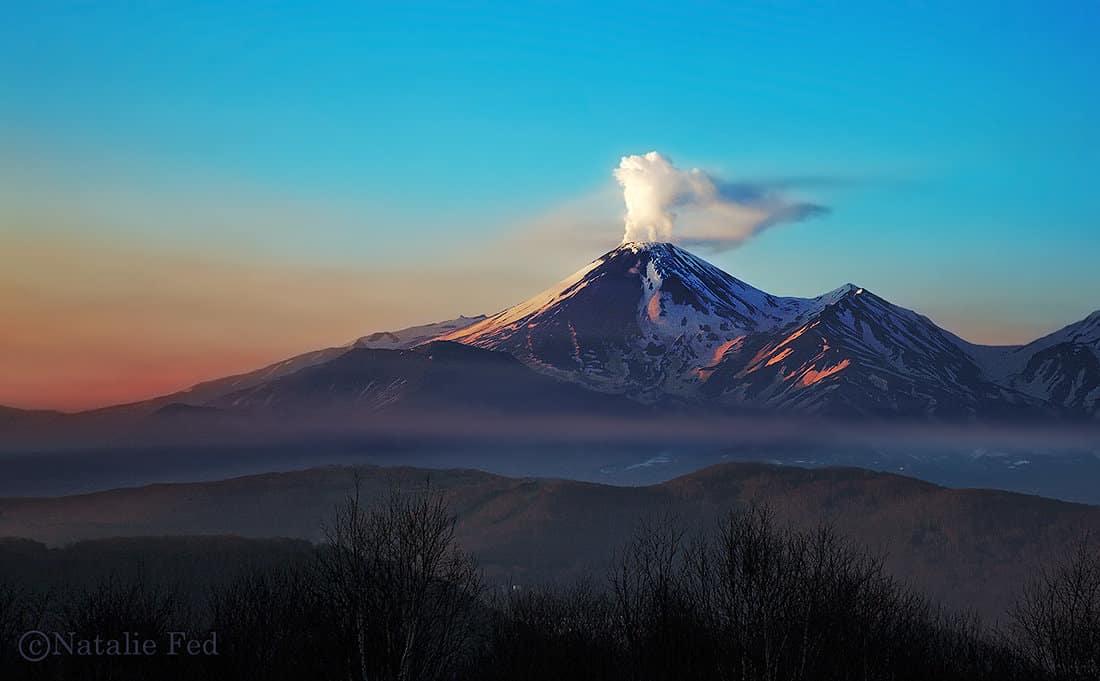 Авачинская сопка - когда произойдет извержение по прогнозам сейсмологов