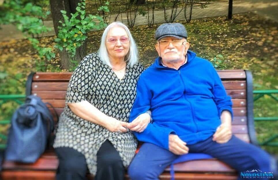 Армен Джигарханян и Татьяна Власова — воссоединение с любимой и совместное Новогоднее празднование