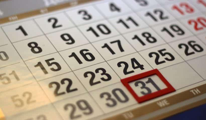 В нескольких регионах 31 декабря объявлен выходным днём
