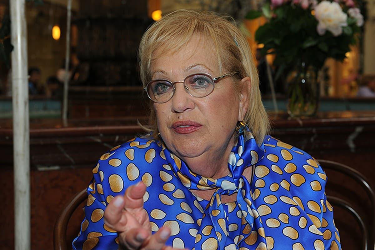 Умерла Галина Волчек: Москва готовится к прощанию и похоронам