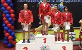 Карельская спортсменка завоевала серебряную медаль на Первенстве России по самбо