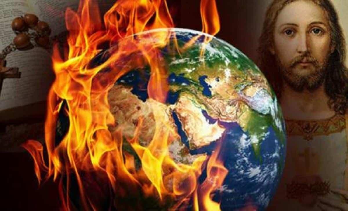 Сенсация: расшифровано Библейское пророчество о конце света и третьей мировой войне