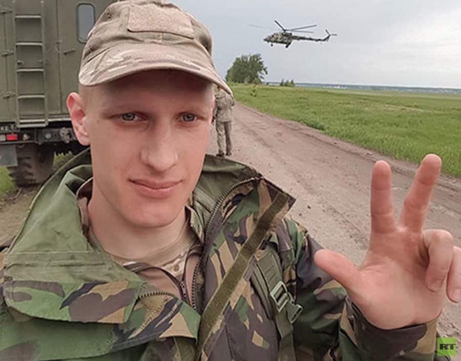 Убийство спецназовца Никиты Белянкина: задержан девятый подозреваемый