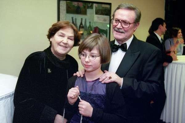 Жена Юрия Соломина умерла 27 мая 2019