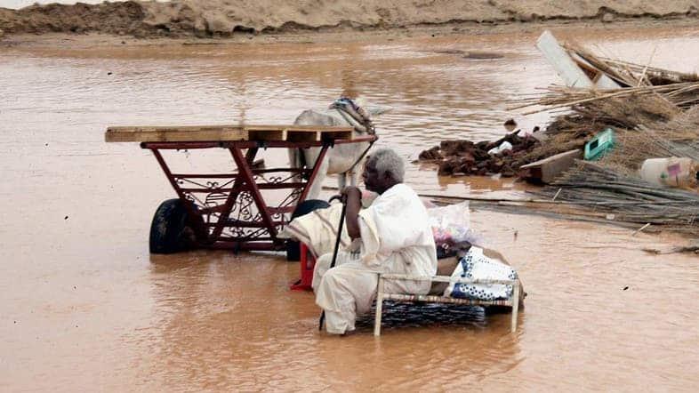 В Судане из Нила извлекли десятки тел