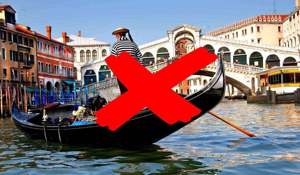 В Венеции ужесточают правила для туристов