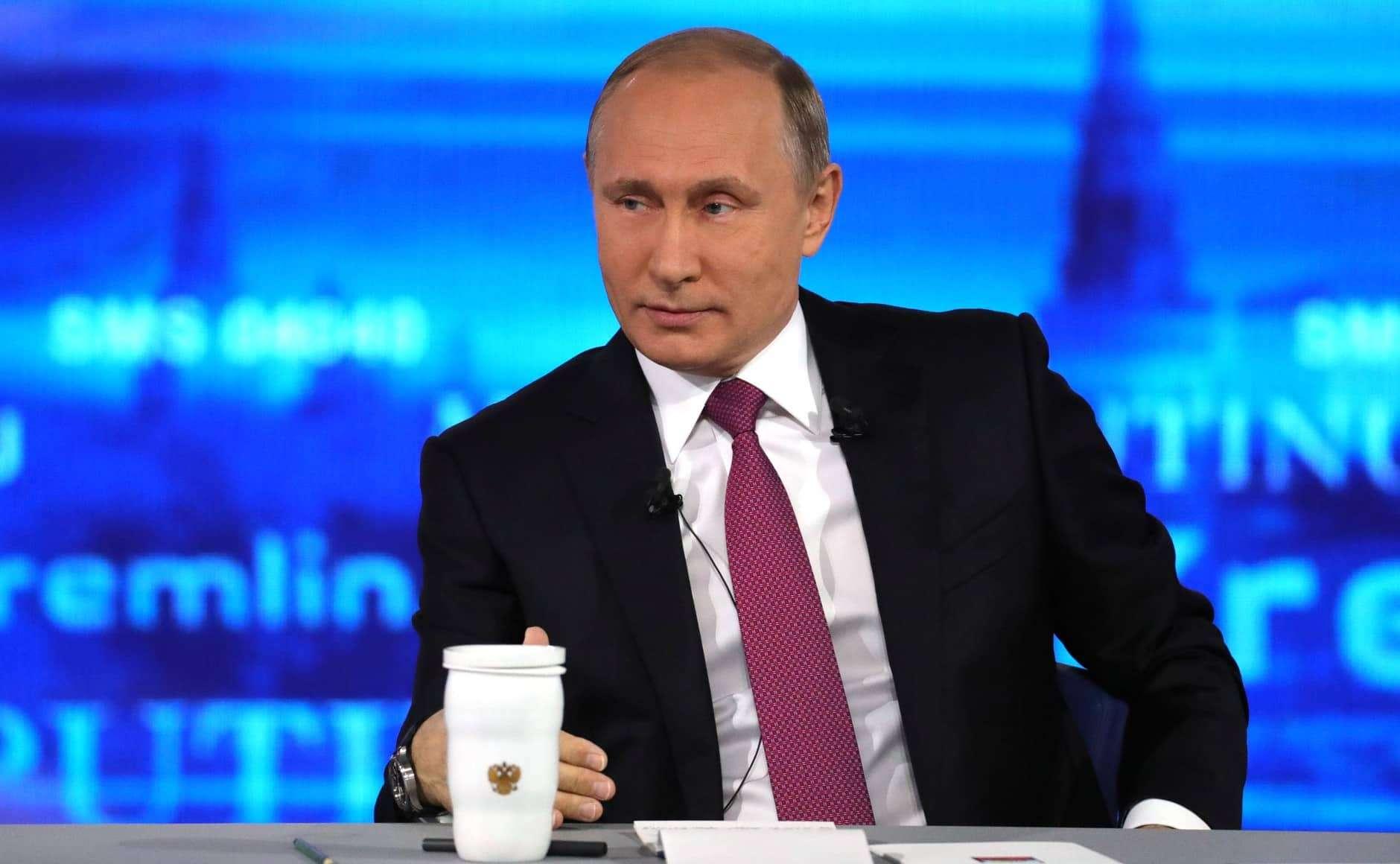 Прямая линия с Путиным 20 июня пройдёт в Гостином дворе