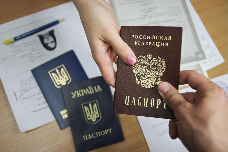 В Украине хотят отобрать имущество у жителей Донбасса, получивших паспорт России
