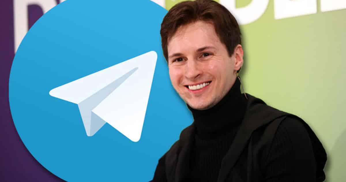 Павел Дуров, основатель Telegram пригласил Яндекс Новости к сотрудничеству