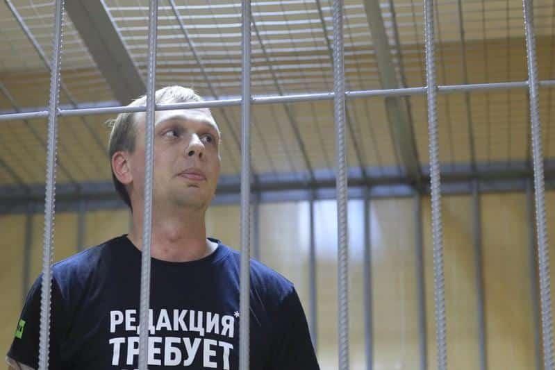 В Кремле хотят прекратить дело Ивана Голунова до «Прямой линии» с Путиным